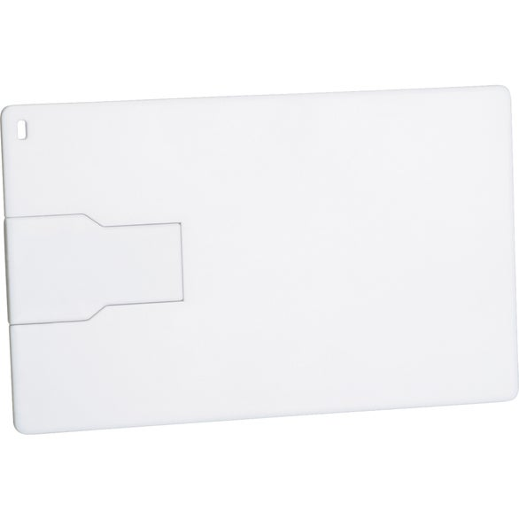 Slim Credit Card Flash Drive