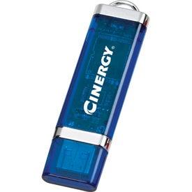 Slim USB Flash Drive V 2.0 for Marketing
