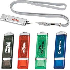Printed Slim USB Flash Drive V 2.0