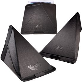Slim-Wave iPad and Tablet Sleeve with Stand
