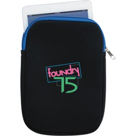 Small Tablet Sleeve Imprinted with Your Logo