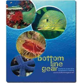 """Firm Surface Mouse Pad (8"""" x 9-1/2"""")"""