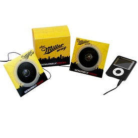 Portable Speakers In A Box