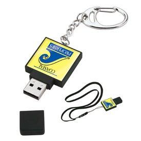 Square USB Drive