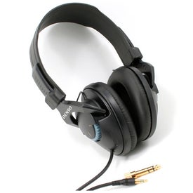 Custom Stereo Headphone W/ Adapter