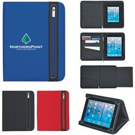 Tablet Case with Zipper Pocket