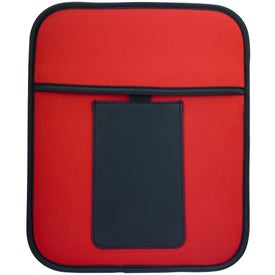 Tablet Pouch with Phone Holder for Your Company