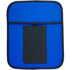 Tablet Pouch with Phone Holder with Your Logo