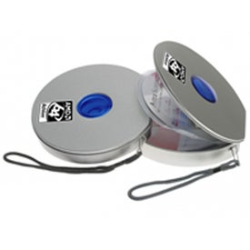 Logo Translucent Aluminum CD Case