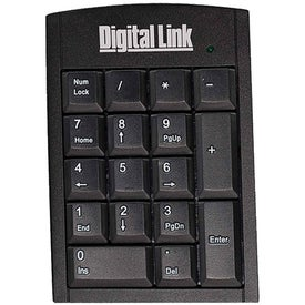Travel Numeric Keypad