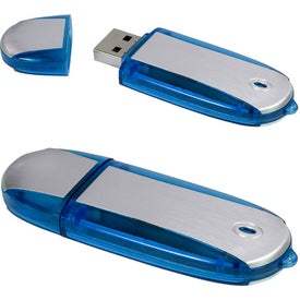 Two-Tone USB Memory Stick 2.0 - for Customization