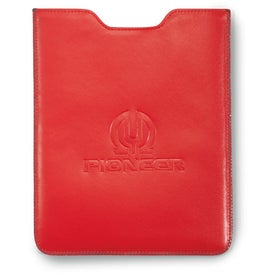 Ultra-Thin iPad Sleeve With Stand with Your Logo