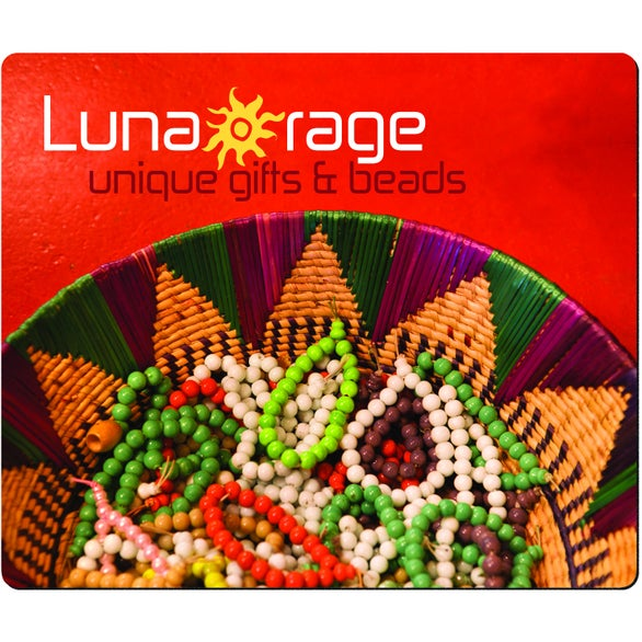 Full Color Imprint BIC Ultra Thin Mouse Pad