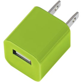 USB A/C Adapter for Marketing