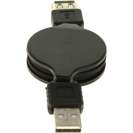 USB Extender Imprinted with Your Logo