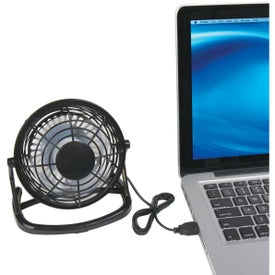Promotional USB Plug-In Fan