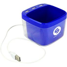 USB Powered Mini Bin