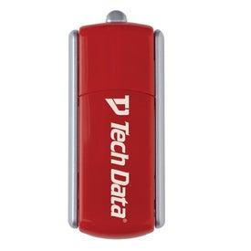Personalized USB Twist Flash Drive