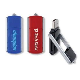 USB Twist Flash Drive (512 MB)