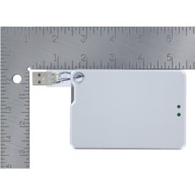 Printed USB 1.1 Hub With Built-In Memory Card Reader