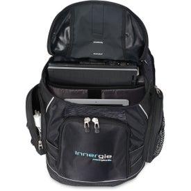 Printed Vertex Trek Computer Backpack