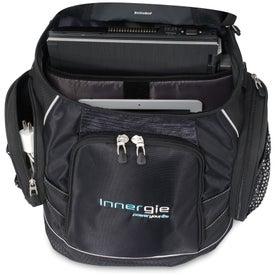 Branded Vertex Trek Computer Backpack