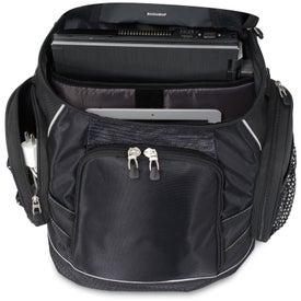 Logo Vertex Trek Computer Backpack