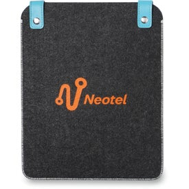 Logo Vibe iPad Sleeve