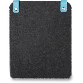 Customized Vibe iPad Sleeve