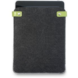 Imprinted Vibe iPad Sleeve
