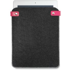 Branded Vibe iPad Sleeve