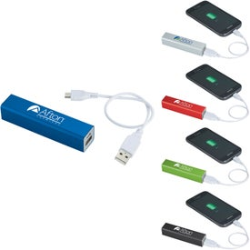 Volt Power Bank Printed with Your Logo