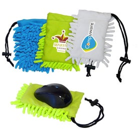 Wireless Mouse with Frizzy Bag