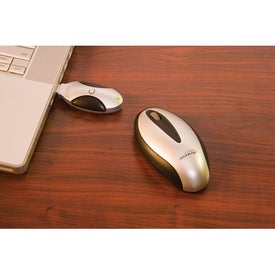 Personalized Customizable Wireless Optical Mouse