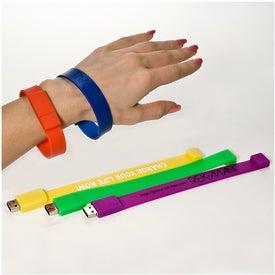 Custom Wristlet USB Memory Drive 2.0 -