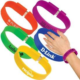 Printed Wristlet USB Memory Drive 2.0 -