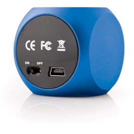 XSQUARE Portable Speaker with Your Logo