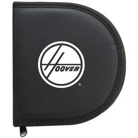Zipper CD Case