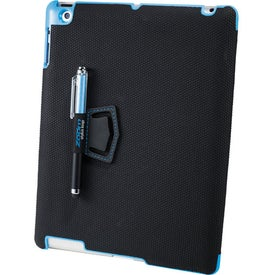 Zoom Case For IPad 2/3 Branded with Your Logo