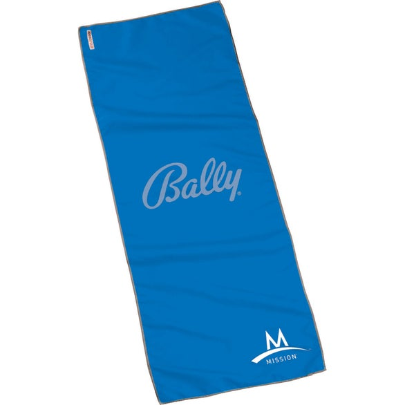 Blue Mission Enduracool Large Cooling Towel and Face Cover