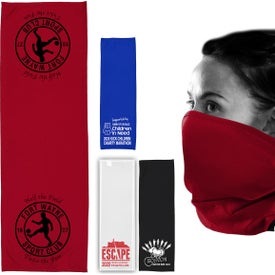 Denali Rainier XTRA Mask and Protective Face Towels