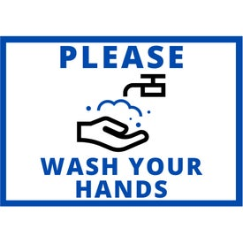 Healthy Hygiene Labels - Wash Your Hands (7