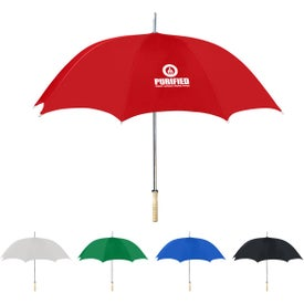 Umbrellas with RPET Canopy