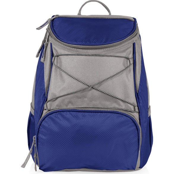 Navy Blue / Gray PTX Backpack Cooler