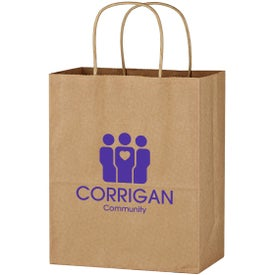Kraft Paper Brown Wine Bags