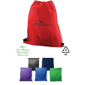 Drawstring Backpack for Advertising