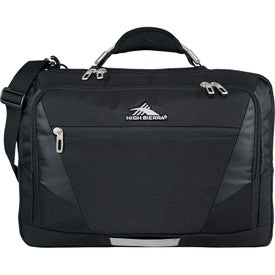 "High Sierra 15"" XBT Elite Computer Briefcase"