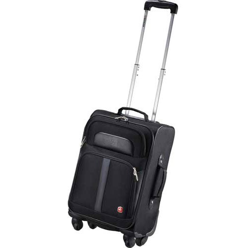 Wenger 4-Wheeled Spinner Carry-On