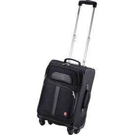 "Wenger 4-Wheeled Spinner Carry-On (19"")"