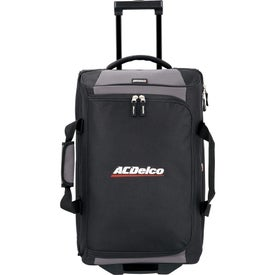 "Wenger 22"" Drop Bottom Duffel Bag for Marketing"
